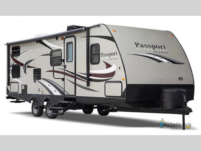 2017 Keystone Rv Passport 3220BH Grand Touring