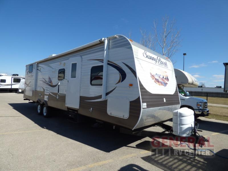 2013 Sunnybrook Sunset Creek 340 BHDS