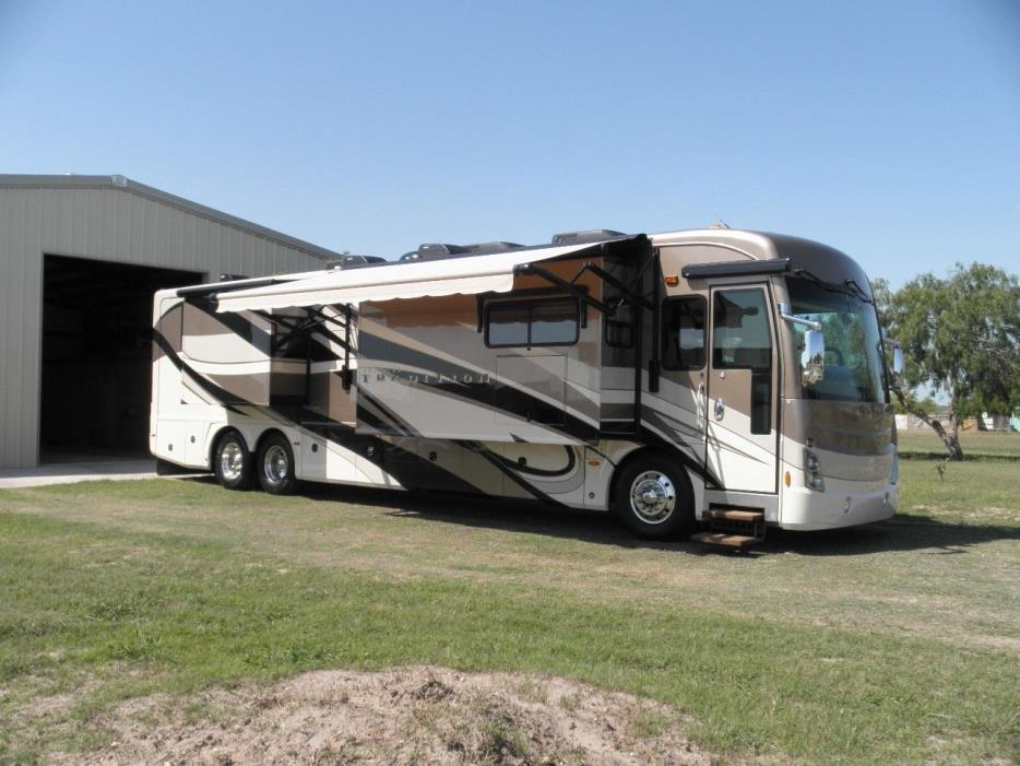 2010 American Coach AMERICAN TRADITION 42M