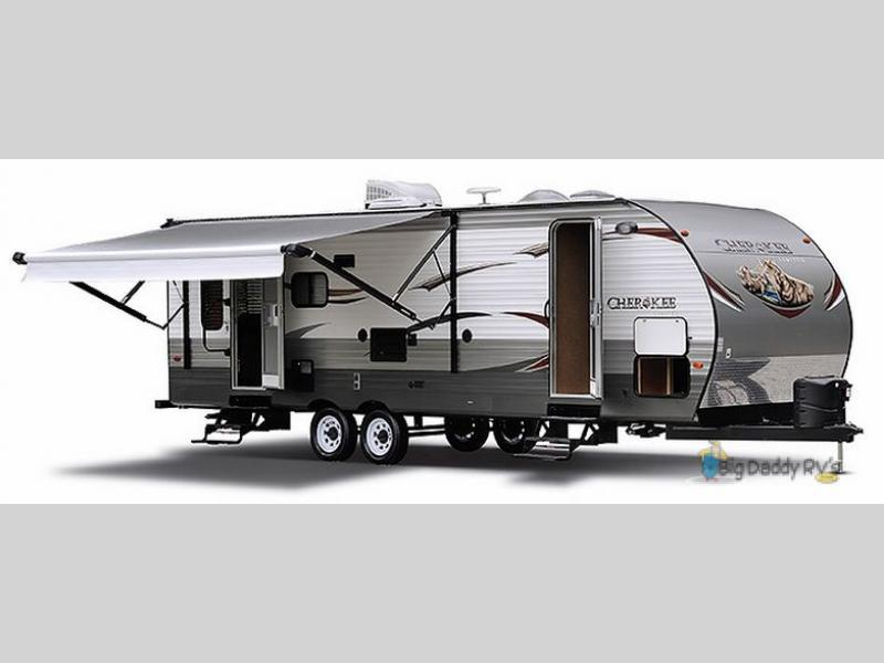 2017 Forest River Rv Cherokee 304BH