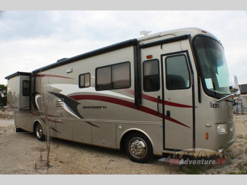 2008 Holiday Rambler Vacationer 36 SBD