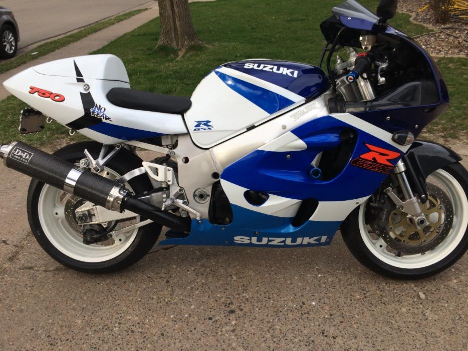 1999 suzuki gsxr 750 srad motorcycles for sale. Black Bedroom Furniture Sets. Home Design Ideas