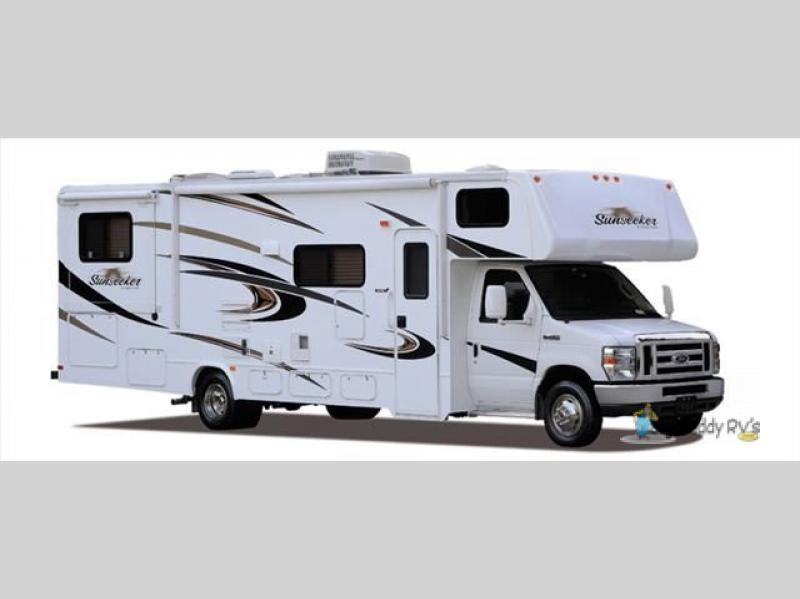 2017 Forest River Rv Sunseeker LE 2250SLE Ford