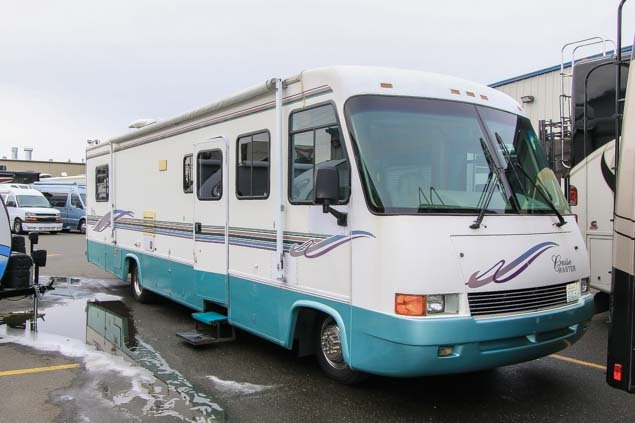 Georgie Boy Rvs For Sale In Washington