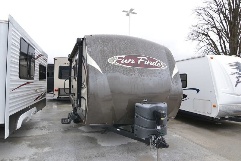 2015 Cruiser Rv Fun Finder F-210UDS