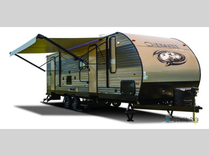 2017 Forest River Rv Cherokee 264L