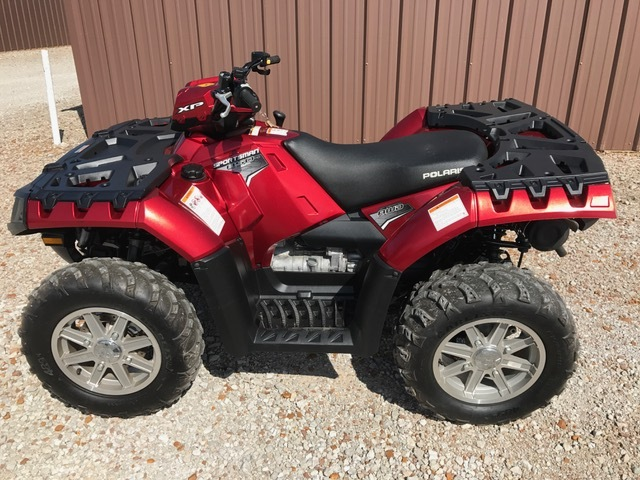 2012 Polaris SPORTSMAN XP 850 H.O. EPS