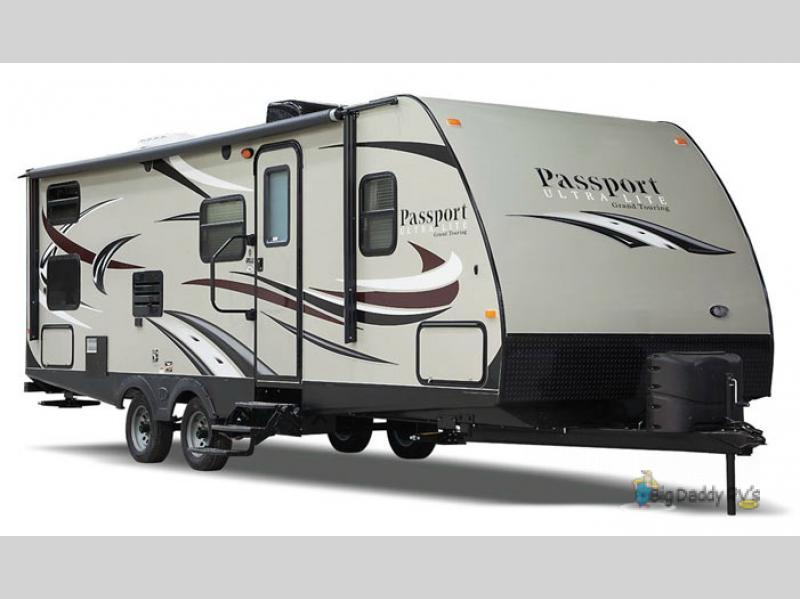 2017 Keystone Rv Passport 2920BH Grand Touring