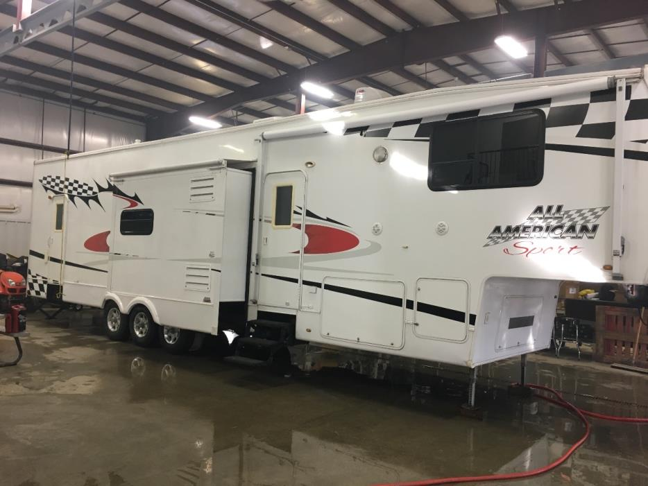 2008 Forest River ALL AMERICAN SPORT 385CKTS