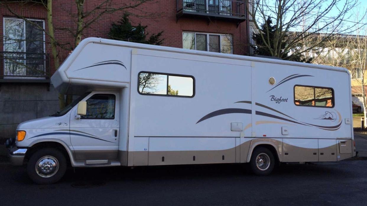 Bigfoot rvs for sale in Oregon