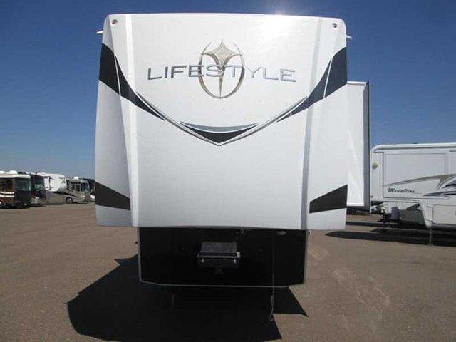 2013 Lifestyle Luxury Rv LIFESTYLE LS35SB