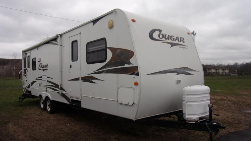 2006 Keystone Cougar 302 RLS