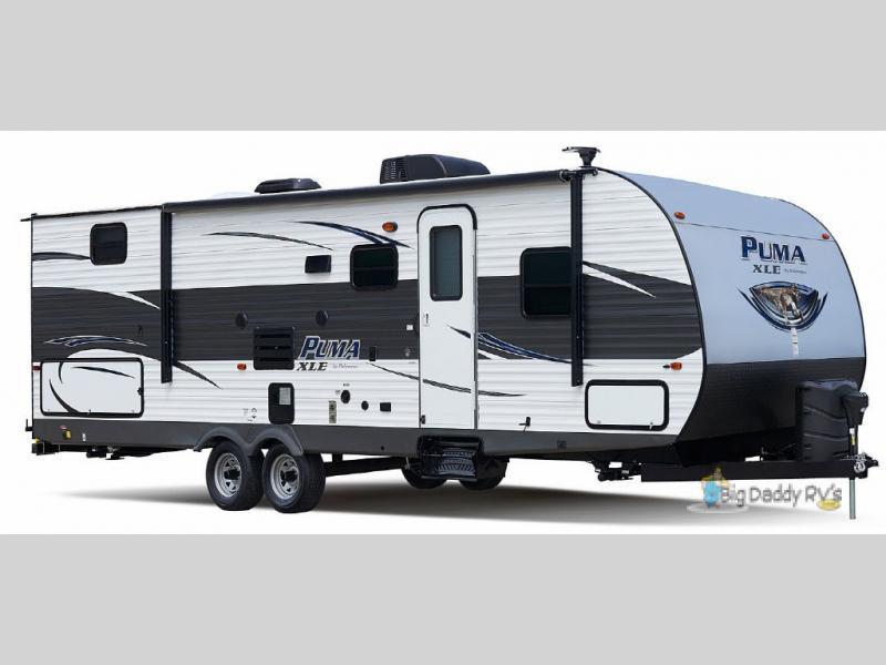 2017 Palomino Puma XLE 25FBC