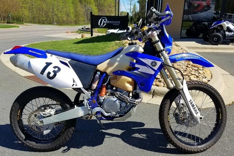 2006 Yamaha WR450F