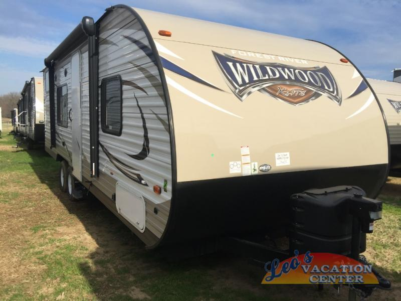 2018 Forest River Wildwood X-Lite 261BHXL