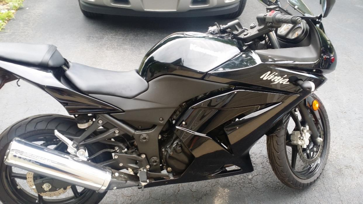 kawasaki ninja 250 motorcycles for sale in new jersey. Black Bedroom Furniture Sets. Home Design Ideas
