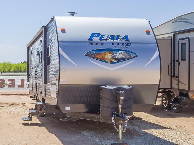 2017 Palomino Puma XLE Lite 27RBQC