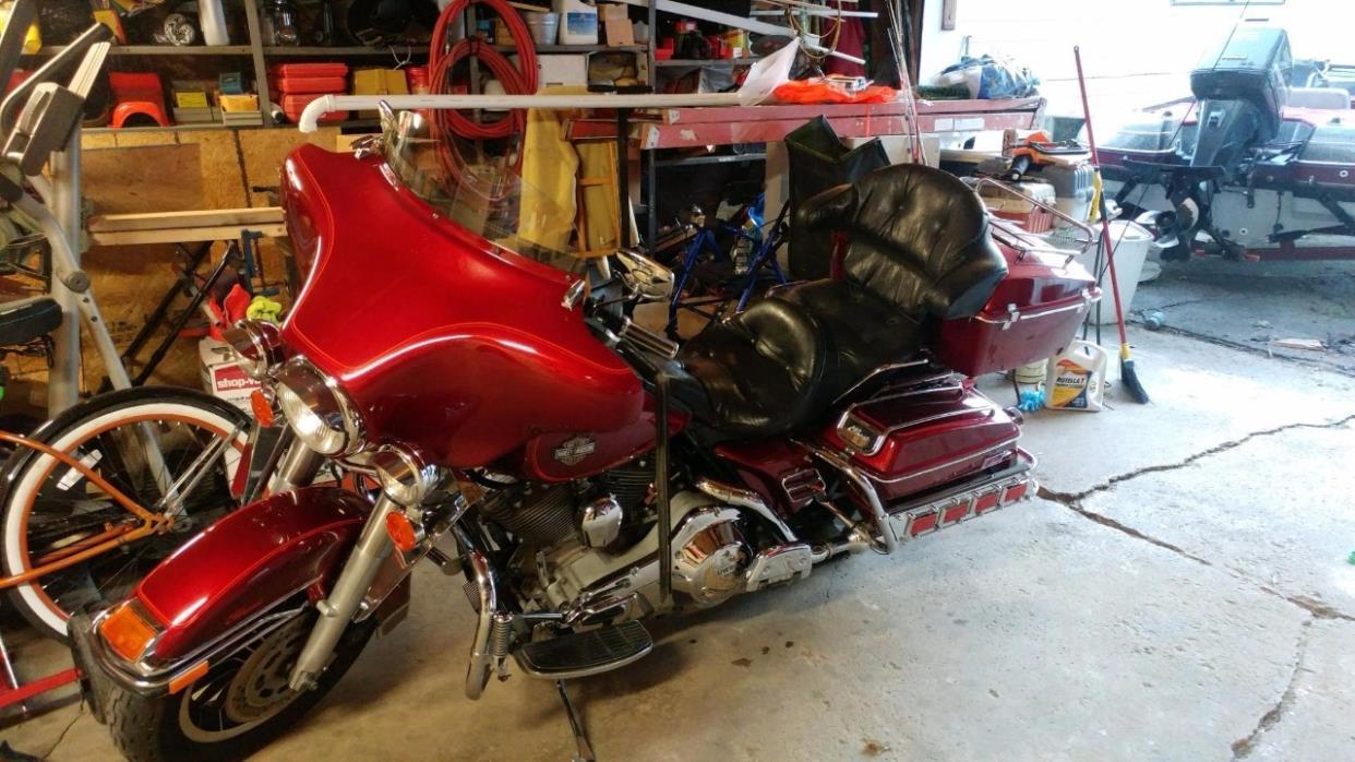 1987 Harley-Davidson ELECTRA GLIDE CLASSIC