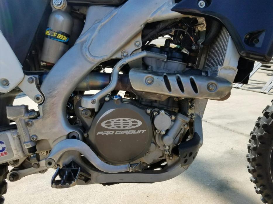 2013 Kawasaki KX 250F