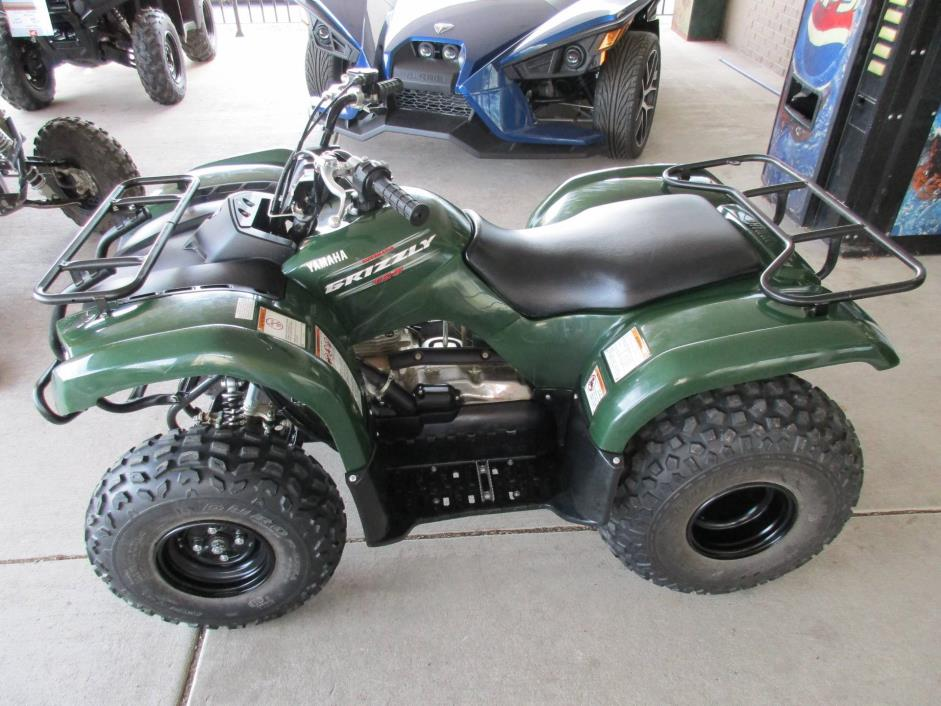 2013 Yamaha Motor Corp., Usa Grizzly 125 Automatic