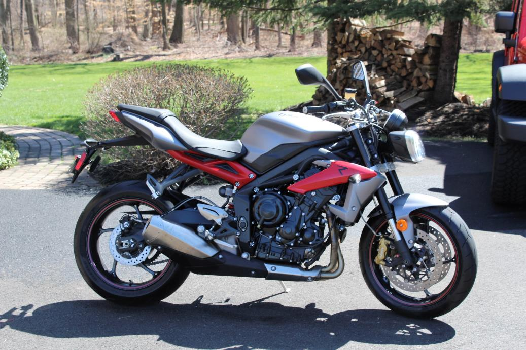 2014 Triumph SPEED TRIPLE ABS R