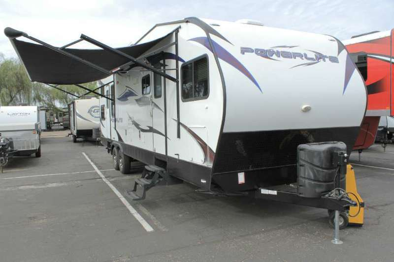 2014 Pacific Coachworks Powerlite Travel Trailers 29FSGX