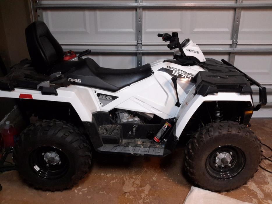 2015 Polaris SPORTSMAN 570 SP EPS