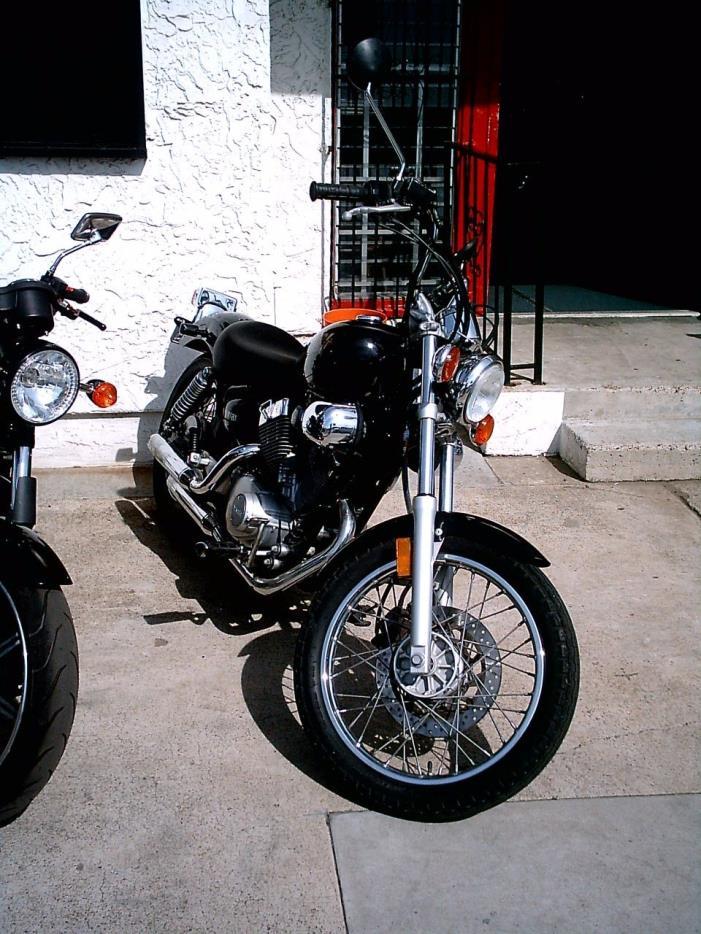 2002 Yamaha VIRAGO 250