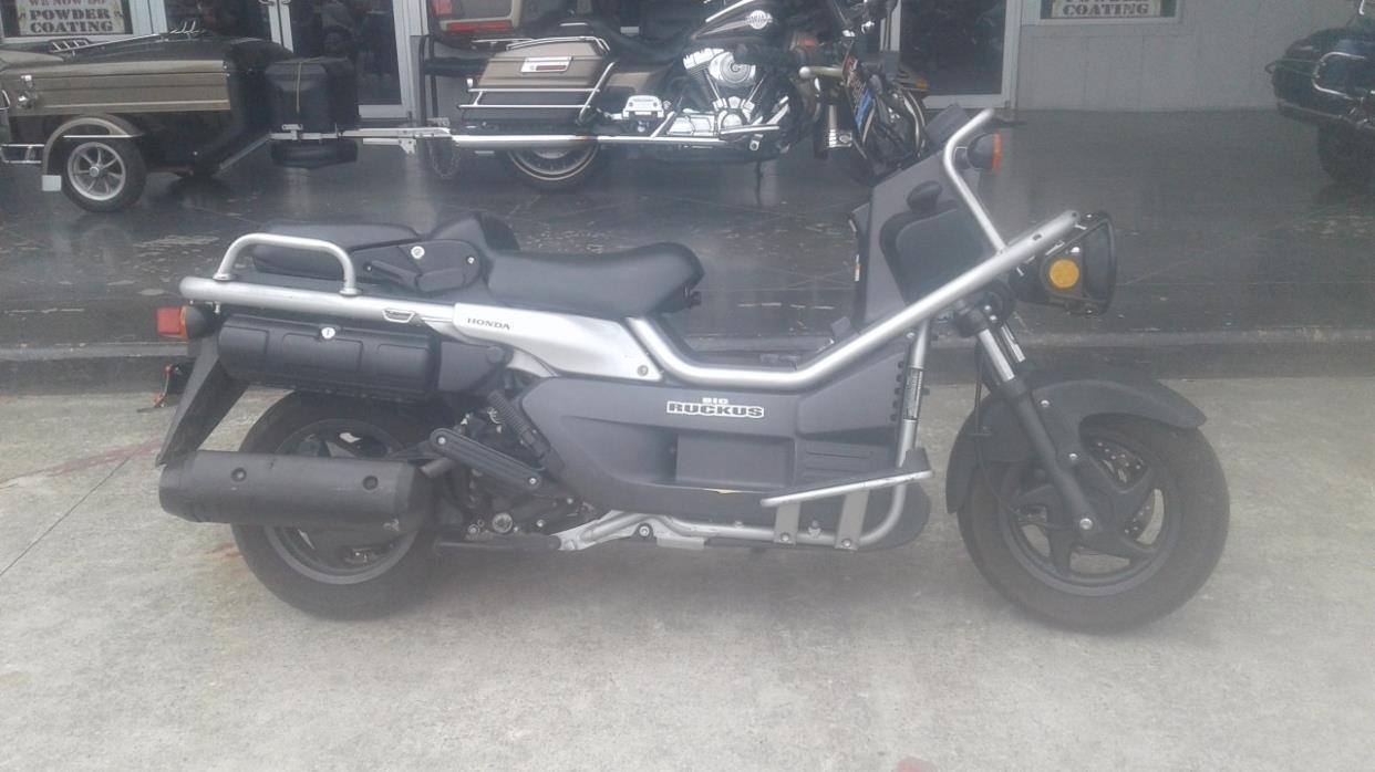 2006 Honda BIG RUCKUS