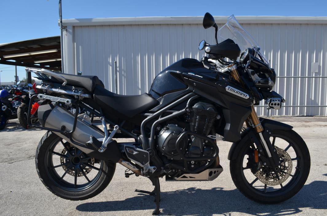 2012 Triumph TIGER 1200