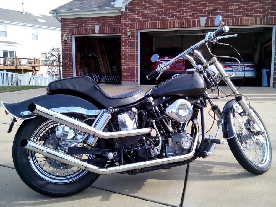 1979 Harley-Davidson SHOVELHEAD
