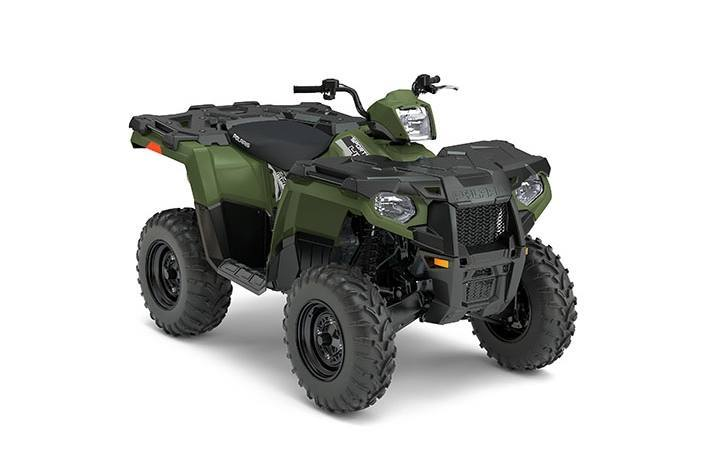 2017 Polaris Sportsman 450 HO EPS