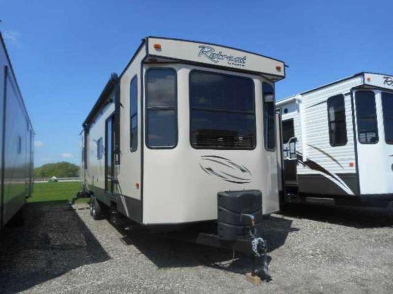 2015 Keystone Rv Retreat 39FDEN