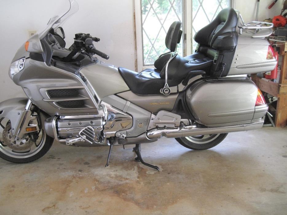 2002 Honda GOLD WING 1800
