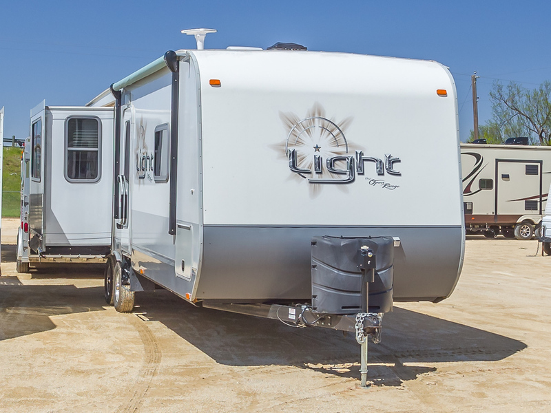 2013 Open Range Rv Light The LT274RLS