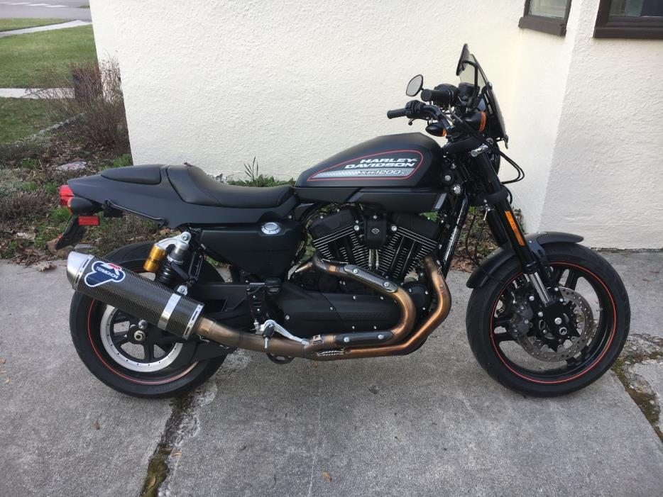2012 Harley-Davidson SPORTSTER XR1200 X