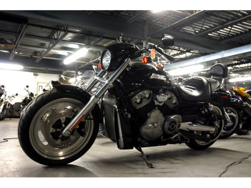 2007 Harley-Davidson VRSCD - V-Rod Night Rod