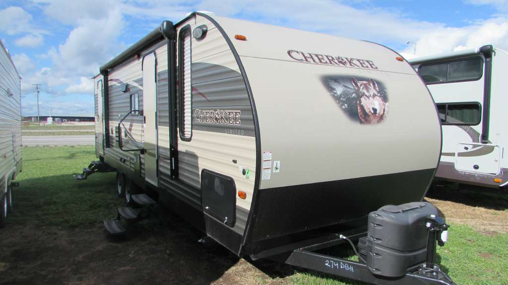 2016 Forest River Cherokee 274DBH
