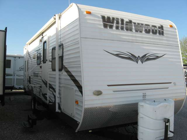 2010 Forest River Wildwood 26TBSS