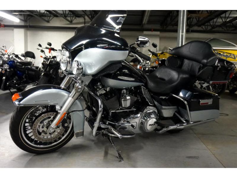 2012 Harley-Davidson FLHTK - Electra Glide Ultra Limited