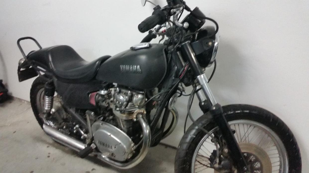 1982 Yamaha XS650