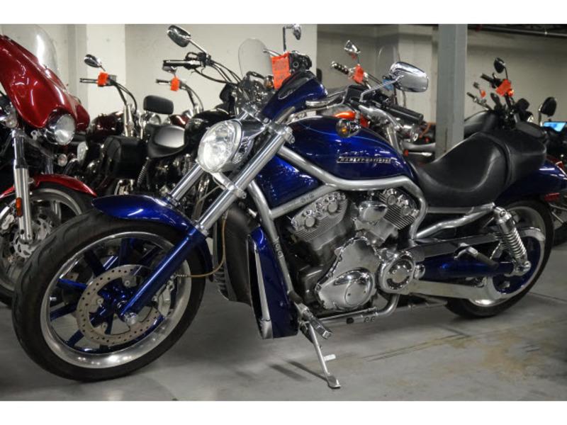 2006 Harley-Davidson VRSCA - V-Rod