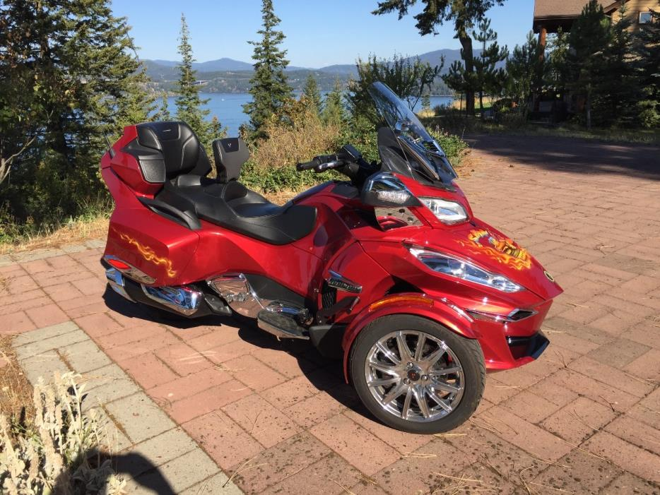 can am spyder rt motorcycles for sale in idaho. Black Bedroom Furniture Sets. Home Design Ideas