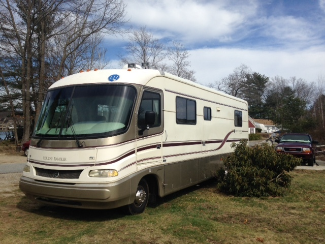 1996 Holiday Rambler VACATIONER 32CG
