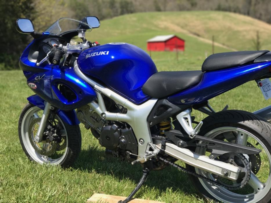 2002 Suzuki SV650