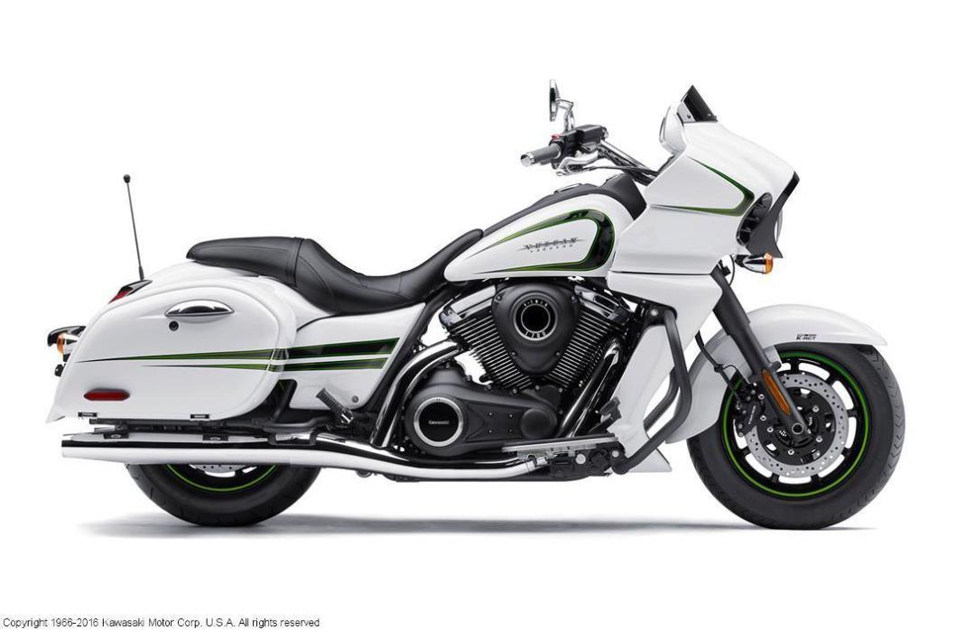2016 Kawasaki VULCAN 1700 VAQUERO