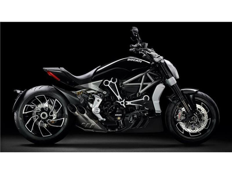 2016 Ducati XDiavel S Thrilling Black