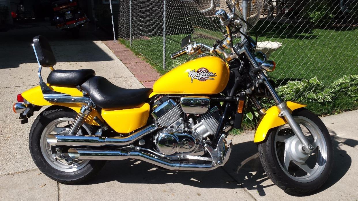 honda magna  motorcycles  sale