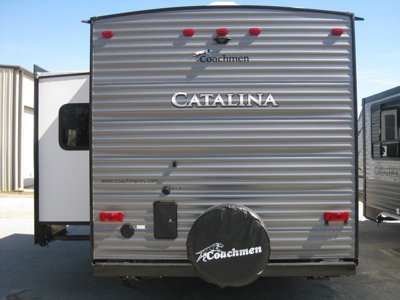2017 Coachmen Catalina Legacy Edition 243RBS