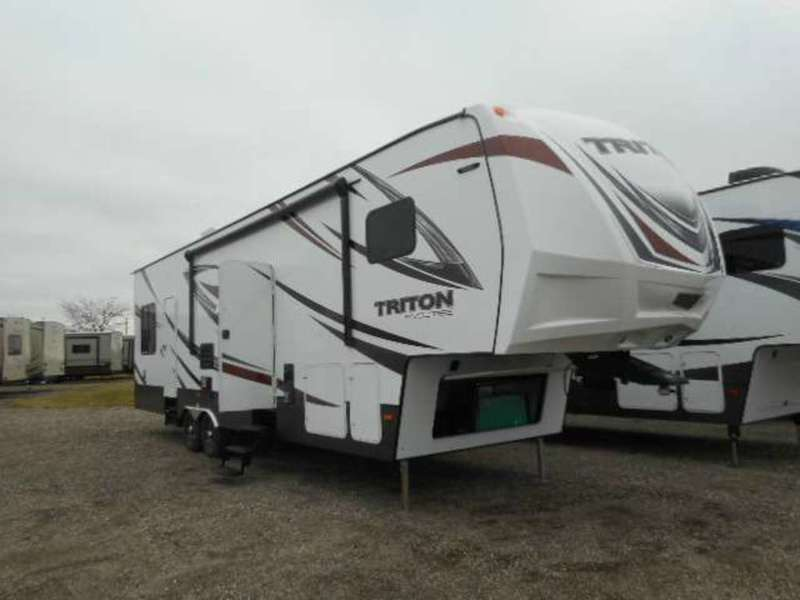 2016 Dutchmen Voltage Triton 3451